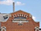 Old industrial building, Navy Yard