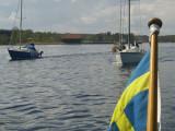 Mot hemma hamn, Saltor sjösättning