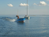 PSK arbetsbåt Olga P