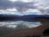 064 Post trip - day out in Atlas Mts.- Reservoir.JPG
