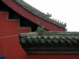 Beijing People's Park - architectural details
