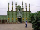 Turfan - Green Mosque