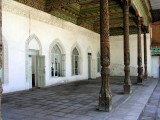 Kokand Mosque... Kokand was a Silk Road trade center in the 15th Century