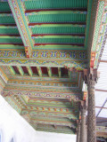 Painted ceiling - Kokand Mosque