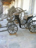 Kokand Palace - old carriages