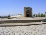 Samarkand - The famous Ulug Bek Observatory, unearthed in the 20th Century