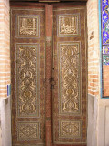 Ornate doors - masolum complex