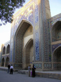 Bukhara - another beautiful medrassa