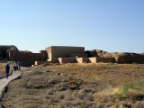 Near Ashghabad, Turkmenistan - Ruins of Nissa, a Parthian city