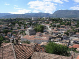 Safronbolu, Turkey - view of town from top