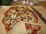 Dinner, homemade pizza, The Best Pizza in Cusco!!