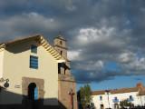 Church of San Blas, a half block from my place