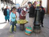 me buying cactus fruit on the street
