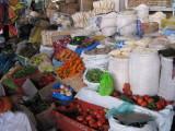 Veggies at Mercado San Pedro (MSP)