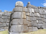 Saqsaywaman, close up