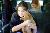 Gracie & Pup