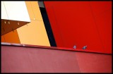 Art gallery colours.