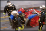Pompiers de Paris.