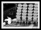 Chair Man.