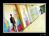 Tenderness corridor.