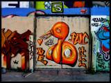 Denizens on the Wall* Montreal Graffiti