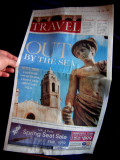 My Travel Cover @ the Montreal Gazette