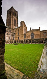 Cathedral Cloisters 2