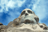 Mt Rushmore George Washington