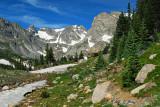 Lake Isabelle Trail