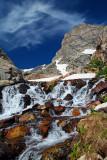 Upper Waterfall-Snowmelt