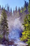 Fish Creek Falls Mist
