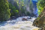 Fish Creek Rapids