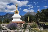 Jangchub Chorten Stupa