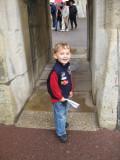 Day 2:  At Windsor Castle