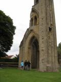 More of Glastonbury Abbey