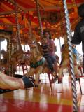 Second merry-go-round