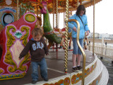 Last Merry-go-round of the day
