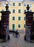 St. Anna Gaard seen from church doors