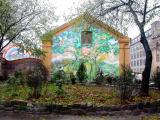 Christiania was at the site of old army barracks