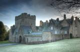 Drum castle in winter...