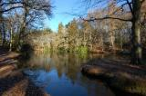 Crathes boating pond...