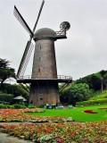 Old Windmill, San-Francisco