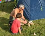 Mumbles Lifeguards Nipper Training Camp June 2009