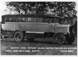 Sketty Star Motors charabanc