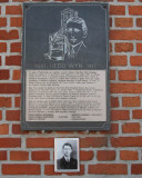 Hedd Wyn memorial