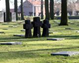Langemarck German Graves and Crosses