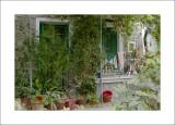 Molyvos garden