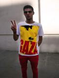 Forbidden Gaza T Shirt