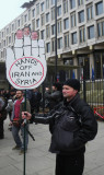 Hands off Iran & Syria