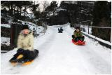 Racing on snow 3